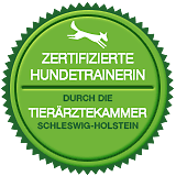 zertifizierte Hundetrainerin